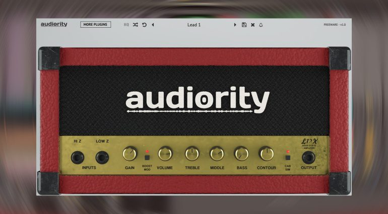 Audiority L12X: kostenloses Solid State Amplifier-Plug-in