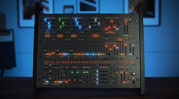 Behringer-2600-Synthesizer