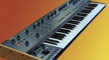 Behringer UB-Xa Synthesizer
