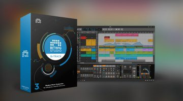 Bitwig Studio 16-Track