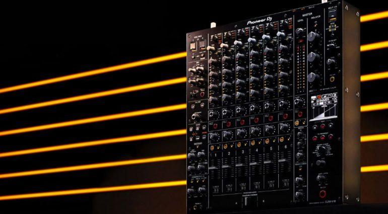 Pioneer DJ DJM V10
