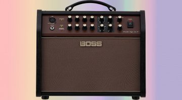 Boss Acoustic Singer Live LT Front Teaser