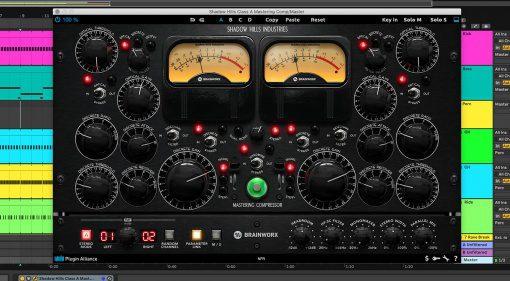 Brainworx veröffentlicht Shadow Hills Mastering Compressor Class A
