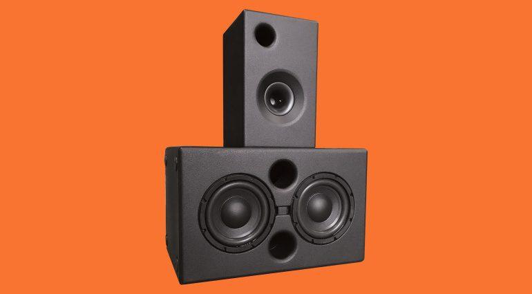 Danley Studio 1 und Studio Sub