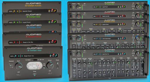Deal: Audified ToneSpot Bundles für kurze Zeit mit bis zu 55 Prozent Rabatt!