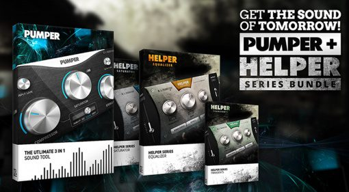 Deal: W.A. Productions Pumper und Helper Series Bundle