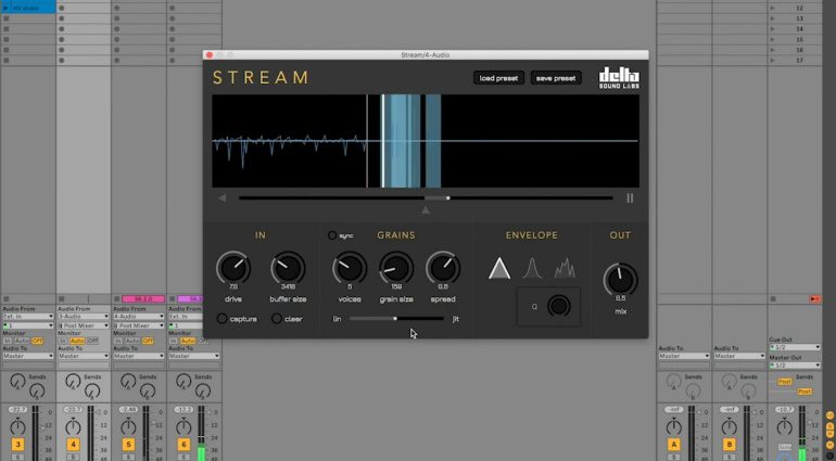 Delta Sound Labs Stream: ein auf Eurorack basierendes Granulizer Plug-in