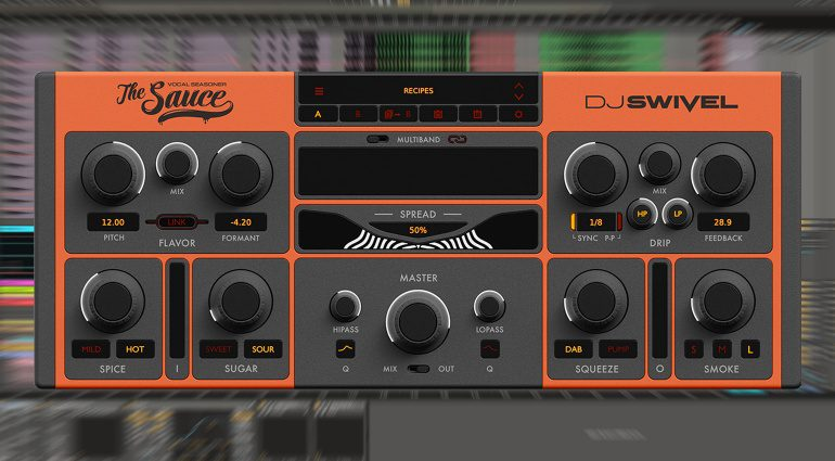 DJ Swivel The Sauce: Das ultimative Mixing Tool für Vocals?