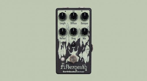 Earthquaker Devices Afterneath V3 Teaser