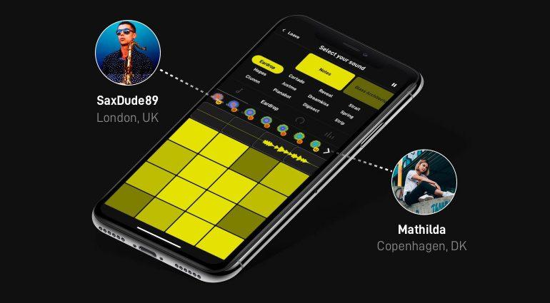 Endlesss: Kollektives Jammen mit kostenloser App