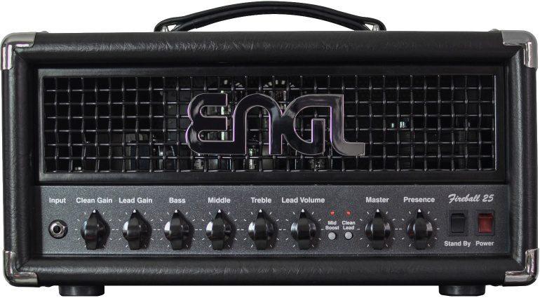 ENGL Fireball 25 E633 Front