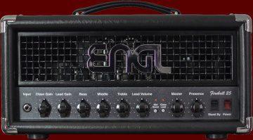 ENGL Fireball 25 E633 Teaser