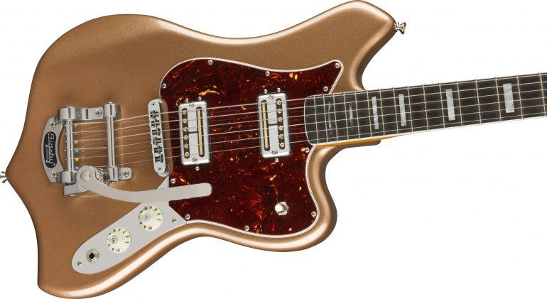 Fender-Parallel-Universe-Volume-II-Maverick-Dorado