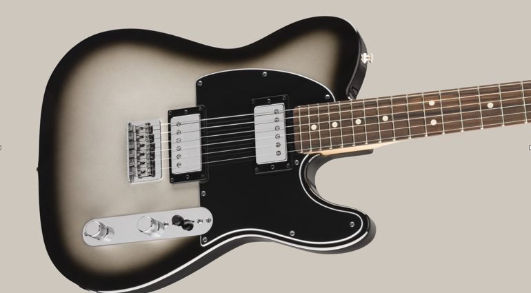 Fender-Player-Series-Silverburst-HH-Telecaster-released-in-Europe