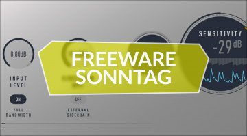 Freeware Sonntag: Rare Groove Piano, Rough Rider 3 und EsPhaser