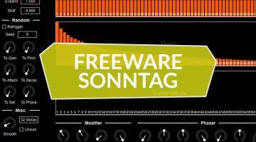 Freeware Sonntag: EnvelopedSine, Jaki und SN06-G
