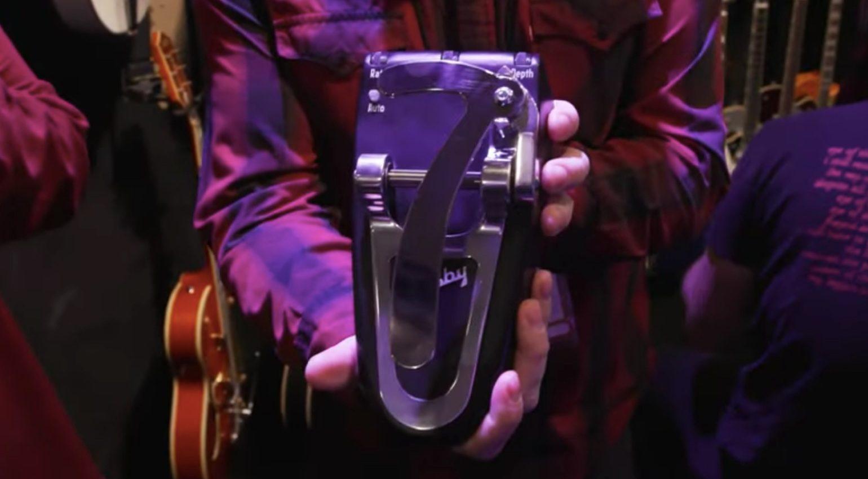 Gamechanger Audio Bigsby Pedal Tremolo Vibrato 2
