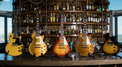 Gibson Original Collection Les Paul Standards 50s 60s