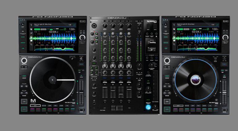 on DJ bringt SC6000(M) Prime, X1850 Clubmixer und Sync-Software