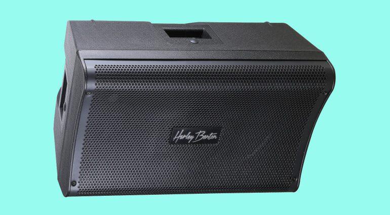 Harley Benton FRFR 112A DSP Aktiv Monitor Box Front