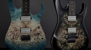 Ibanez-2020-Winter-NAMM-Show