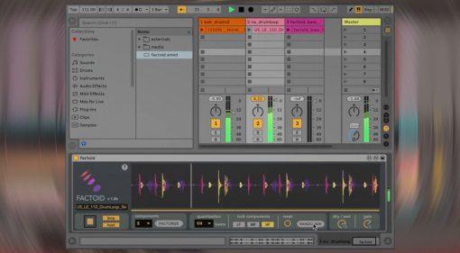 Factoid Time Randomiser: rhythmische Audio-Variationen mit ein wenig KI