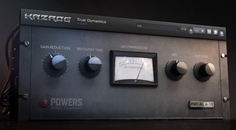 Kazrog True Dynamics - ITA LA1B