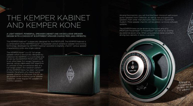 Kemper Kabinet and Kone leak
