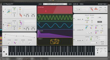 NAMM 2020: Krotos Concept: der intuitive und kreative Software Synthesizer