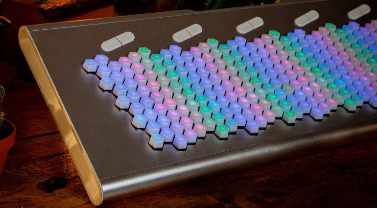 Lumatone MIDI-Controller