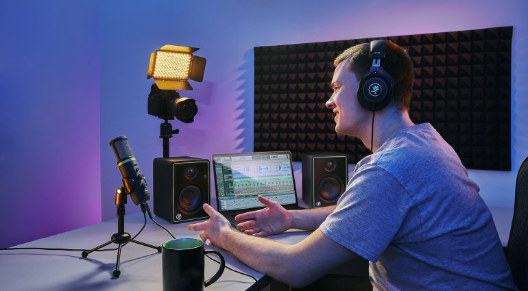 Mackie Creator Bundle - Podcast