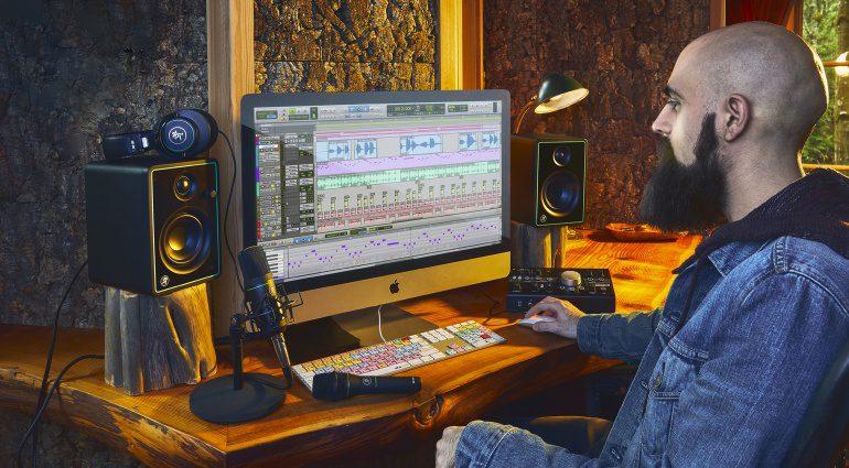 Mackie Studio Bundle - Home Studio