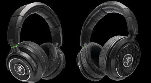 Mackies neue Kopfhörer: MC-350 und MC-450