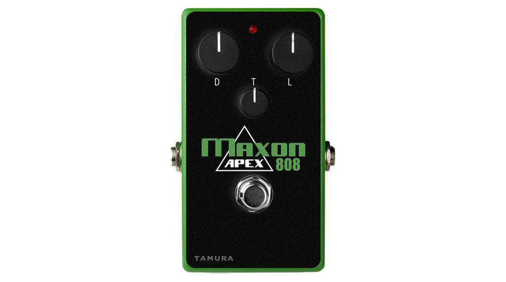 Maxon-Apex808-overdrive-pedal.-The-ultimate-Tube-Screamer
