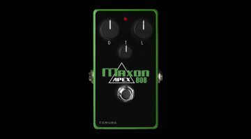 Maxon Apex808 Tube Screamer
