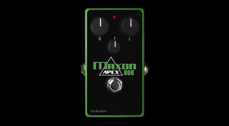 Maxon Apex808 Tube Screamer