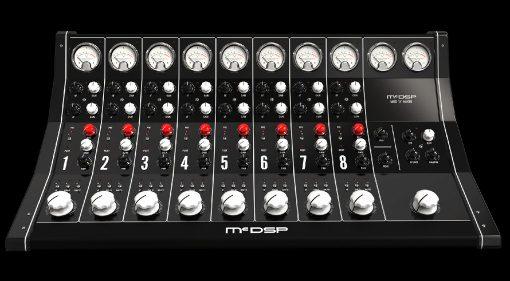 NAMM 2020: McDSP präsentiert Moo X Mixer Plug-in für APB-16