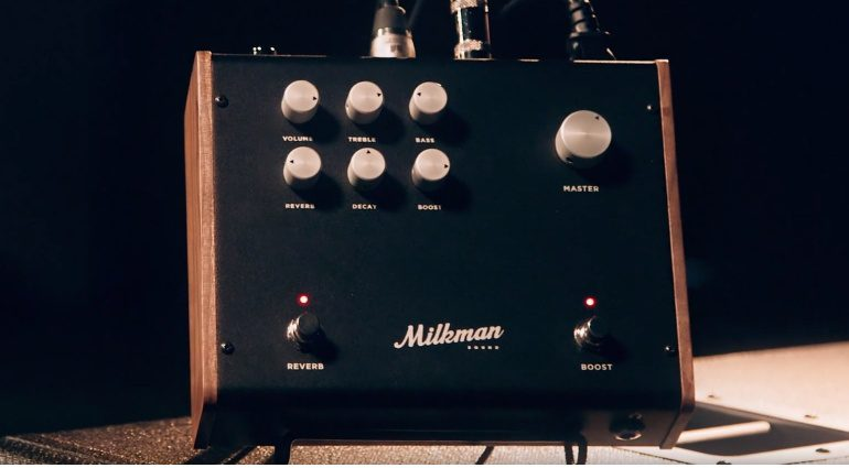 Milkman Sound The Amp 100 Front