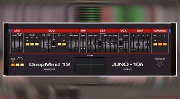 Juno 106 Overlay Midi Editor: der etwas andere Controller für den Behringer DeepMind