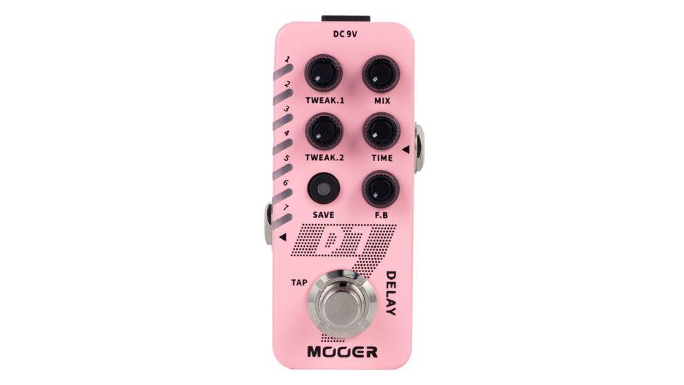 Mooer D7 Delay