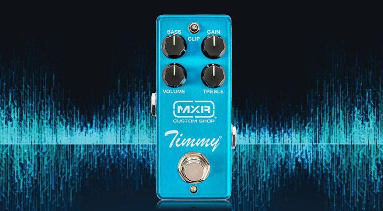MXR-Timmy-pedal-designed-with-Paul-Cochrane