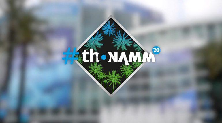 NAMM 2020: Der Thomann.de Vlog live von der Messe