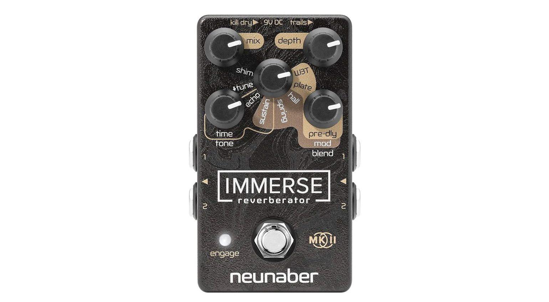 Neunaber Audio Immerse Reverberator Mk II