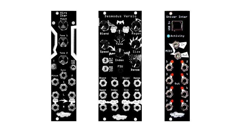 Noise Engineering Vert Iter, Desmodus Versio und Univer Inter