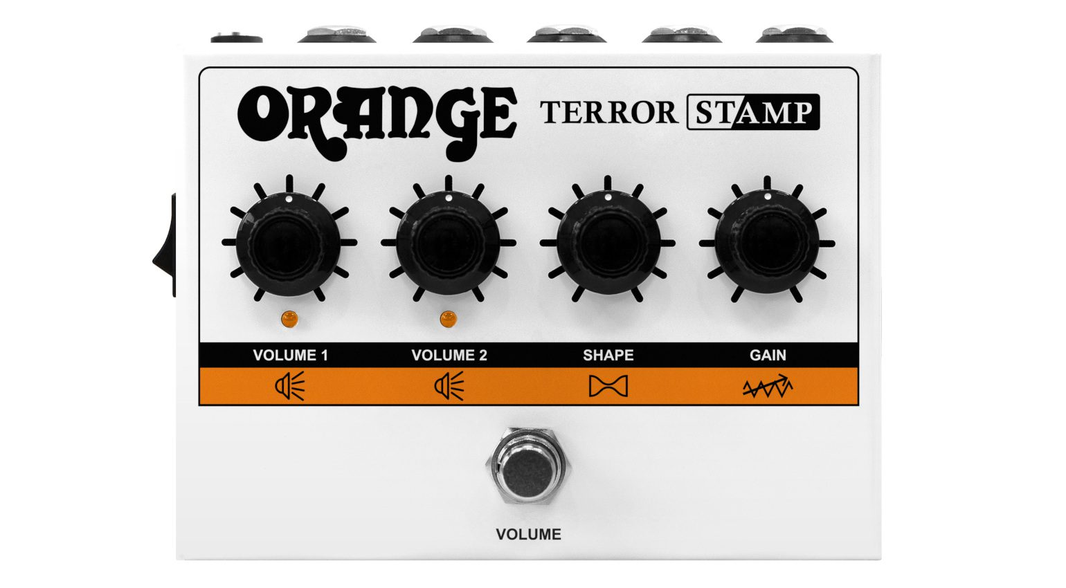 Orange Terror Stamp Amp Front