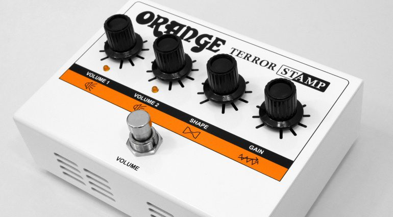 Orange Terror Stamp Amp Teaser