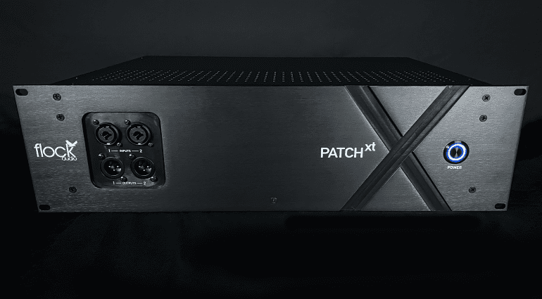 Flock Audio Patch LT & XT analog meets digital