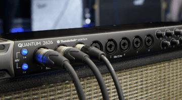 PreSonus Quantum 2626 Thunderbolt Interface