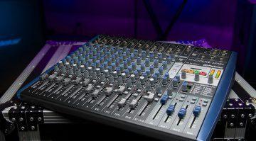 PreSonus StudioLive ARc Hybrid Mixer