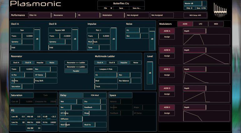 NAMM 2020: Rhizomatic Plasmonic: Absynth 2.0 Nachfolger angekündigt